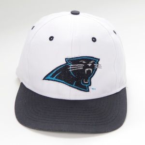 VTG NFL Carolina Panthers Football Snapback Hat